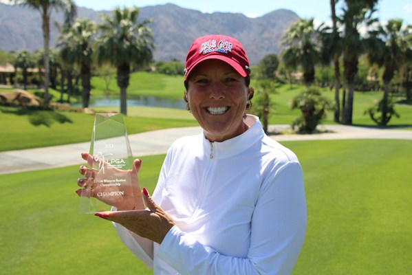 2013 LPGA Western Section Champion